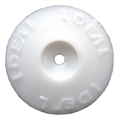 White Plastic Cap Washers (500-Pack)