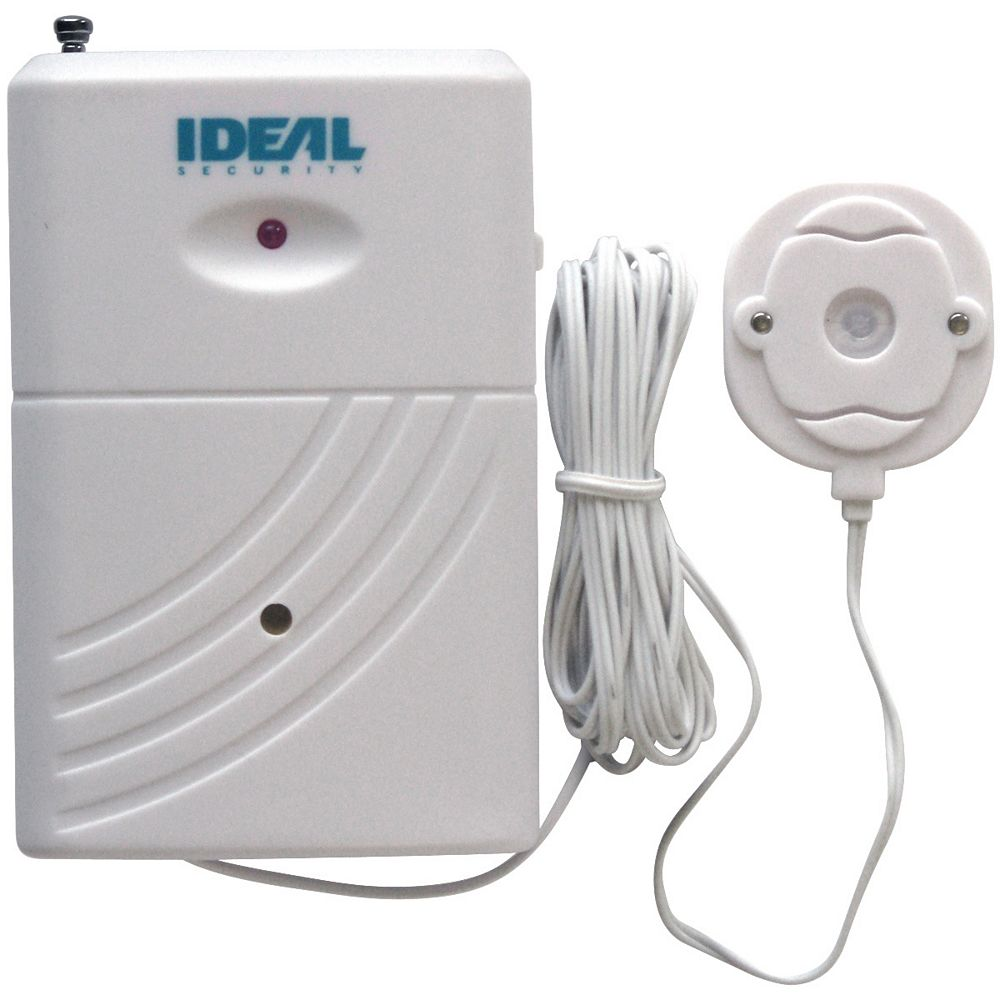 Ideal Security Wireless Water Detector Alarm