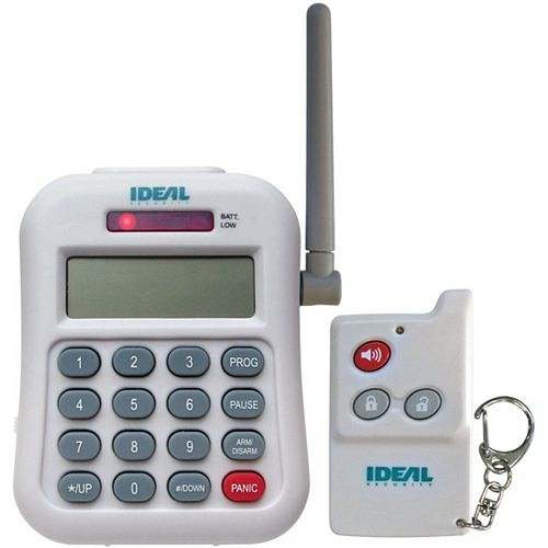 Alarm Center And Auto Dialer