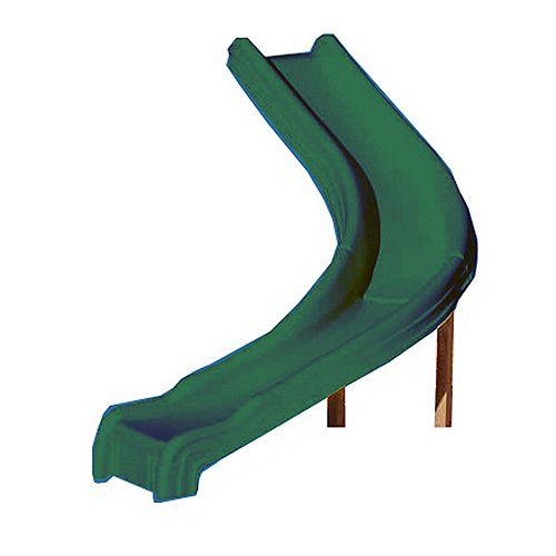 Side Winder Slide in Green