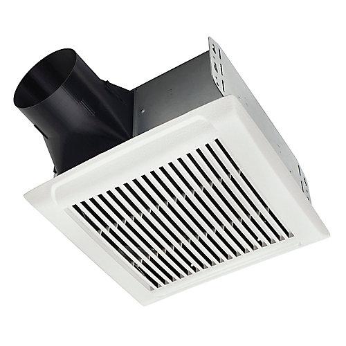 Invent Single-Speed 80 CFM, 1.5 Sones Bathroom Exhaust Fan ENERGY STAR®