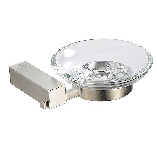Fresca Ottimo Soap Dish - Brushed Nickel