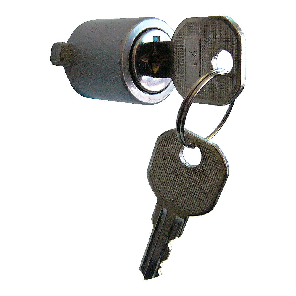 Ideal Security Silver Locking Button (Converts SK11, SK910)