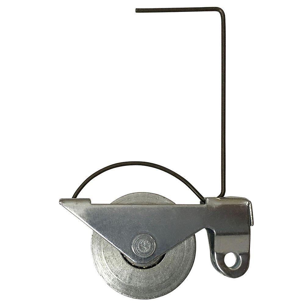 Ideal Security Steel Screen Door Rollers