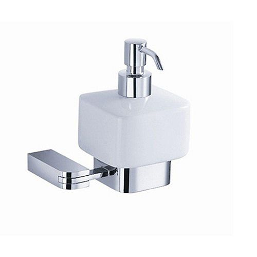 Fresca Solido Lotion Dispenser (Wall Mount) - Chrome