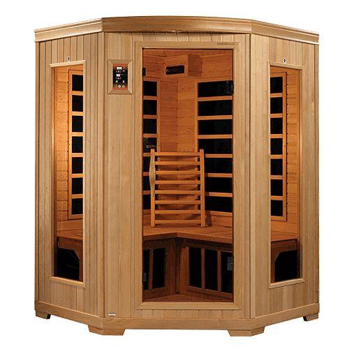 Sauna infrarouge meilleure vie 6235