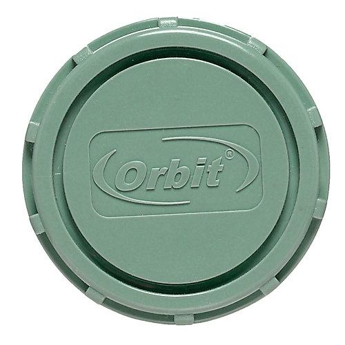 Manifold Cap in Green