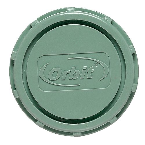 Orbit Manifold Cap in Green