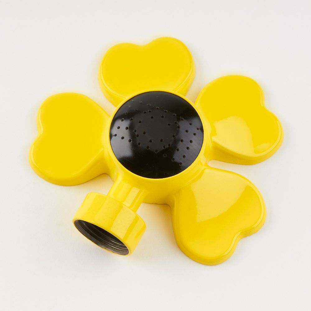 Colourwave Rectangle Spot Sprinkler in Yellow