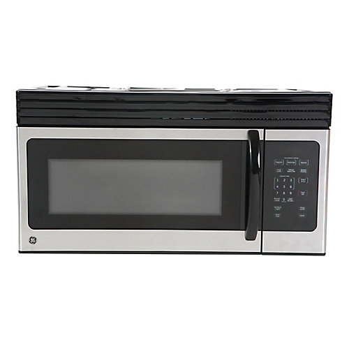 30-inch 1.6 cu. ft. Over the Range Microwave in Stainless Steel with Sensor Cooking