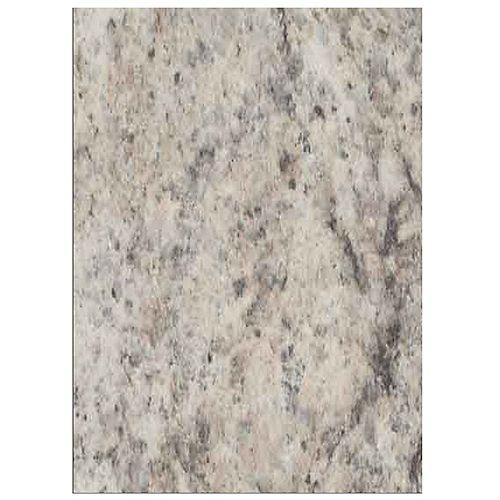 4922-52 Laminate Countertop Sample in Mandura Pearl