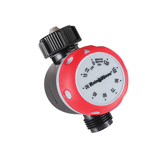 Real Time Water Timer