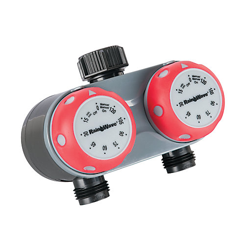 Real Time Dual Water Timer