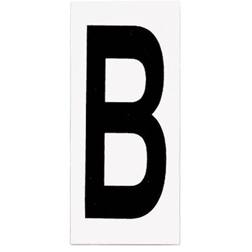 Address Light Number Tile, No. B
