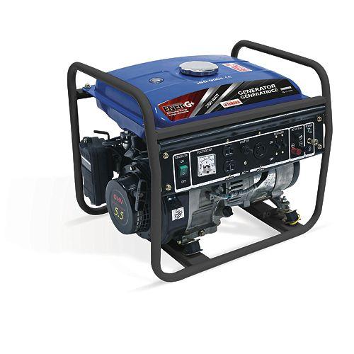 Generator LY2600-Yamaha gasoline Engine, four stroke, OHV, MZ175 Yamaha.