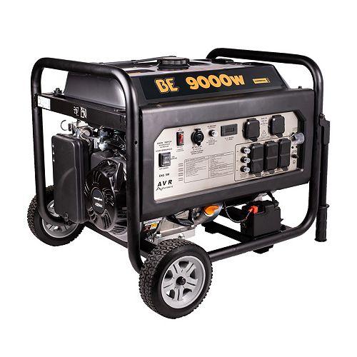 9000W 15 HP Electric Start Generator