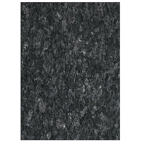 6280-46 Laminate Countertop Sample in Midnight Stone