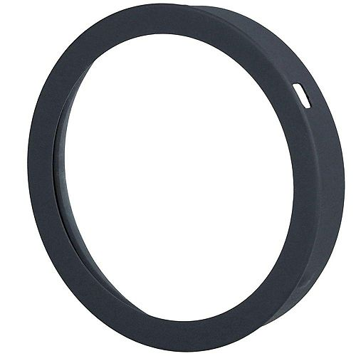 Lentille accessoire pour la lanterne cylindrique - fini Noir