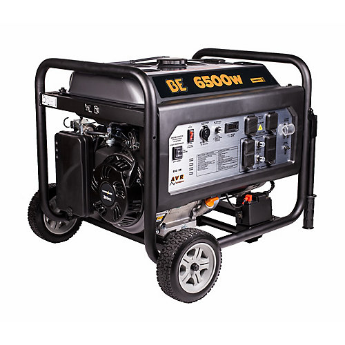6500W 13 HP Electric Start Generator