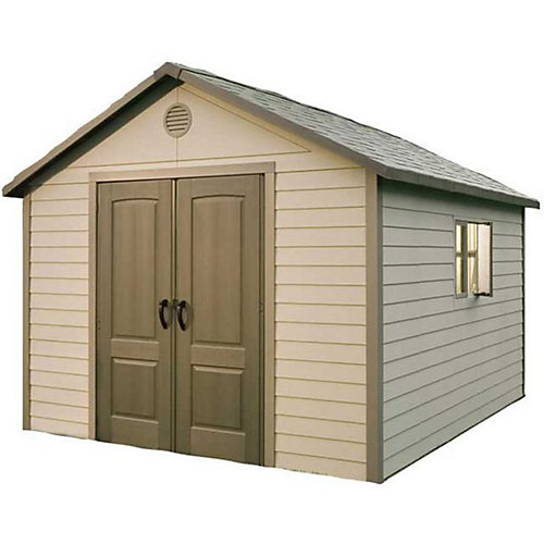 11 ft. x 11 ft. Storage Shed