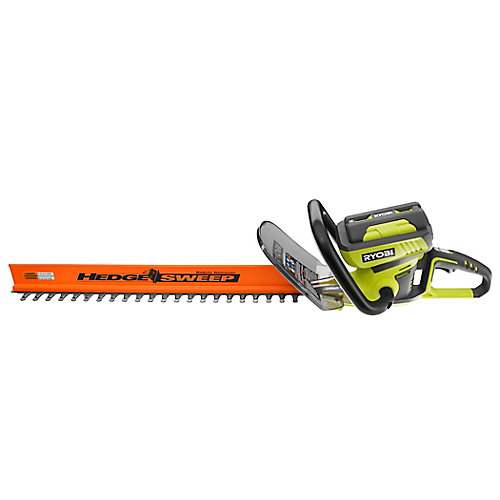 24-inch 40-Volt Lithium-Ion Cordless Hedge Trimmer