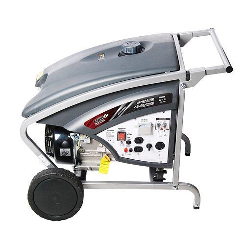 Ener-G+ Generator LT3090-F1, four stroke OHV smooth running gasoline engine with minimal vibration
