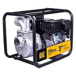 264 GPM Gas Engine Water Transfer Pump with 3in. Ports