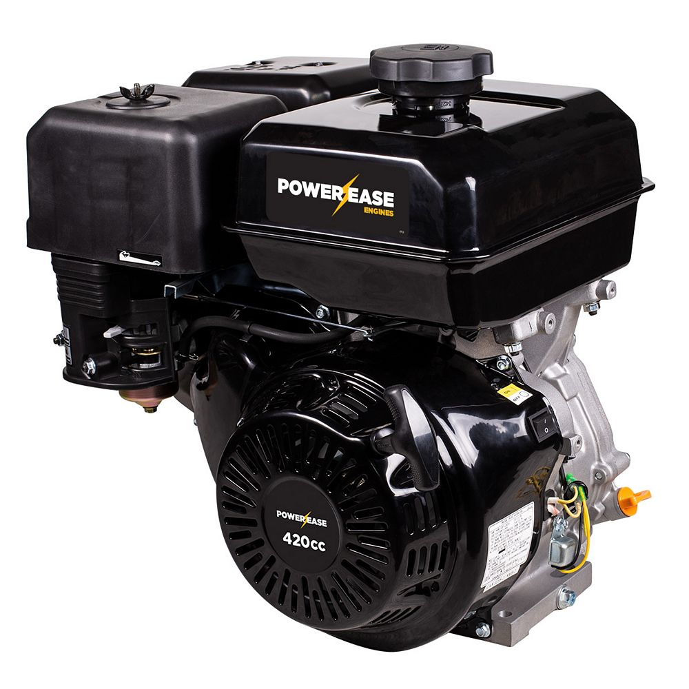BE Pressure Moteur à essence Powerease 420cc de 15hp