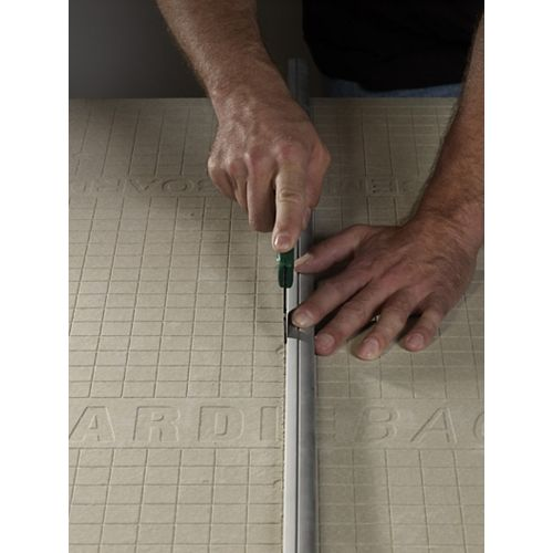 HardieBacker EZ Grid Cement Board 3 ft. x 5 ft. X 1/4 inch