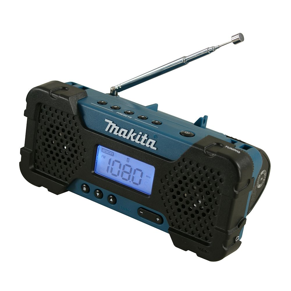 MAKITA 12V Radio (Tool Only)
