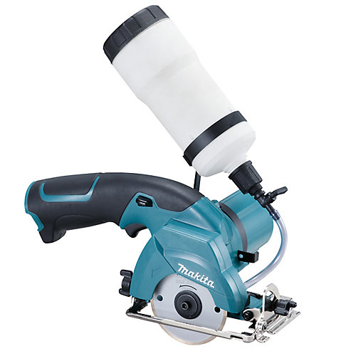 3 3/8-inch Cordless Glass and Tile Circular Saw (Tool Only)