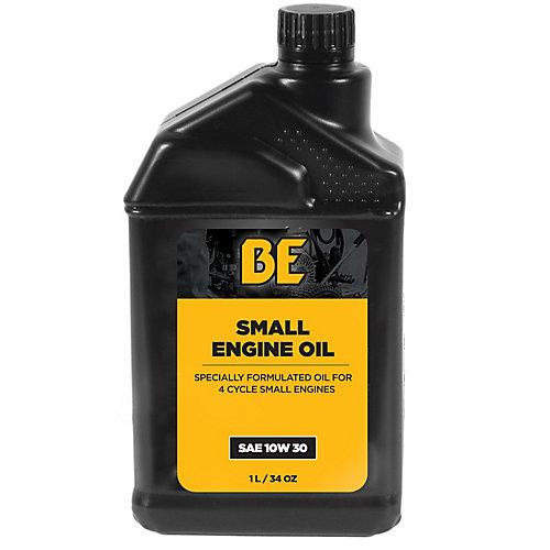 1 litre d'huile pour la moteur de la laveuse à pression