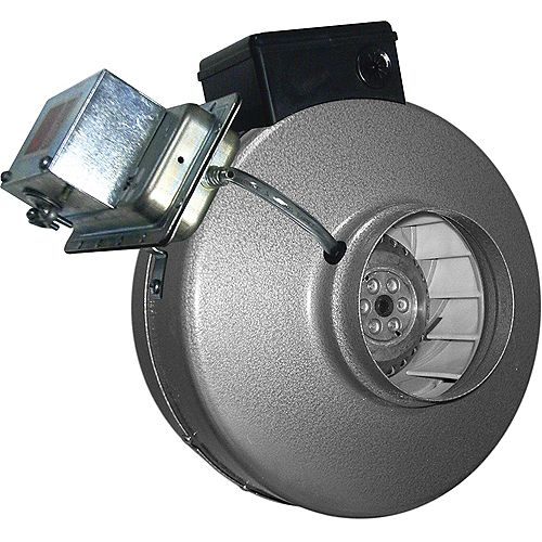 4 inch with Pressure Switch