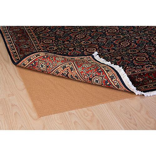 Non Slip Rug Pad 4  ft. x 6  ft. Ultra