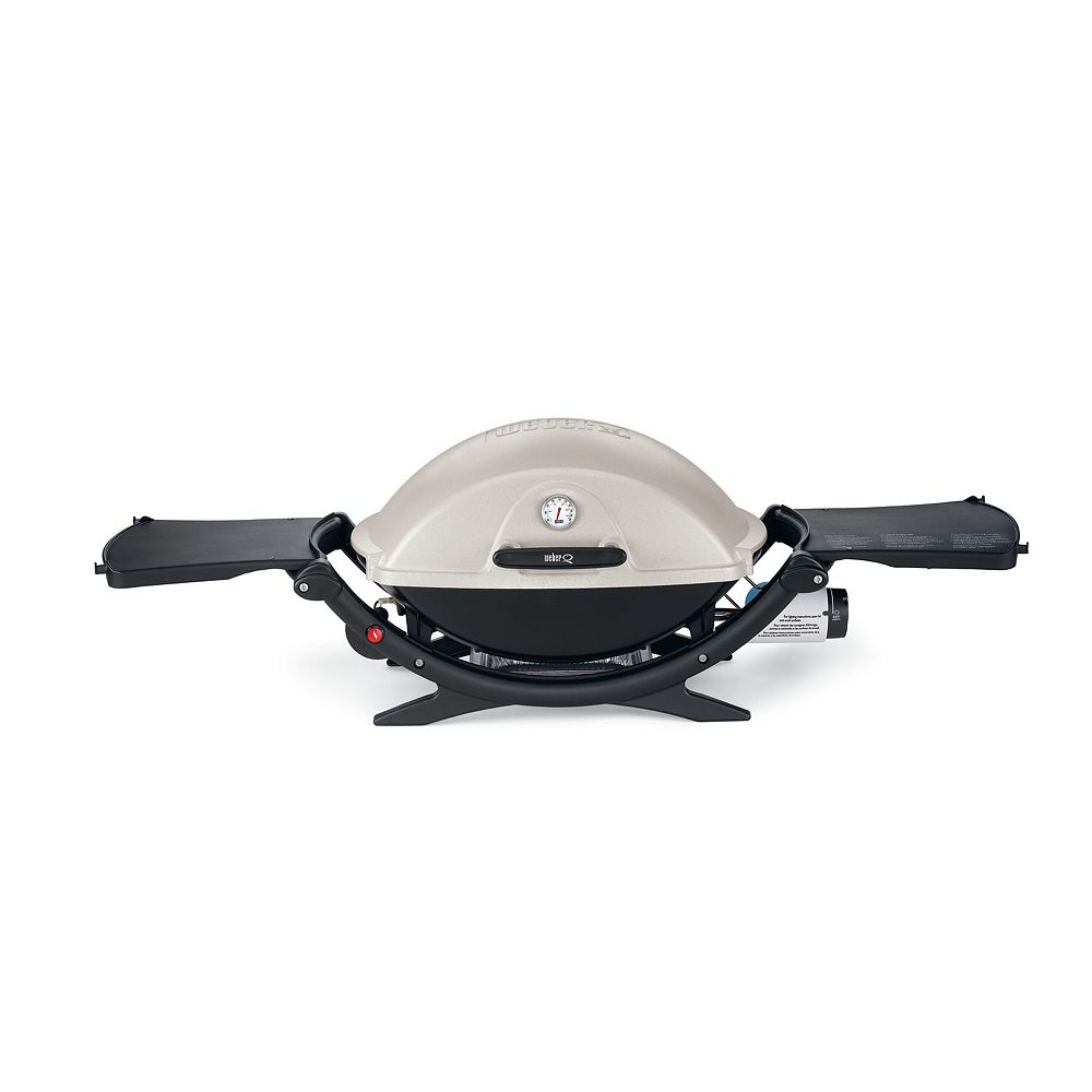Weber Q 220 Portable Gas Barbecue - Assembled