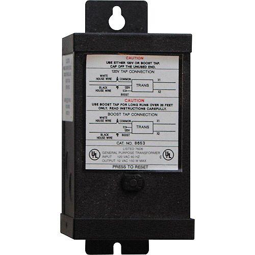 Accessoire déclairage transformateur de 150 watts