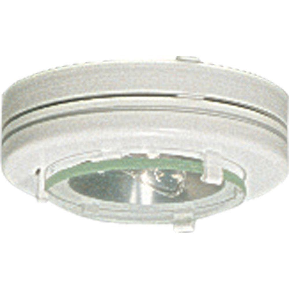 Progress Lighting Hide-a-Lite I White 1-light Under-Cabinet Fixture