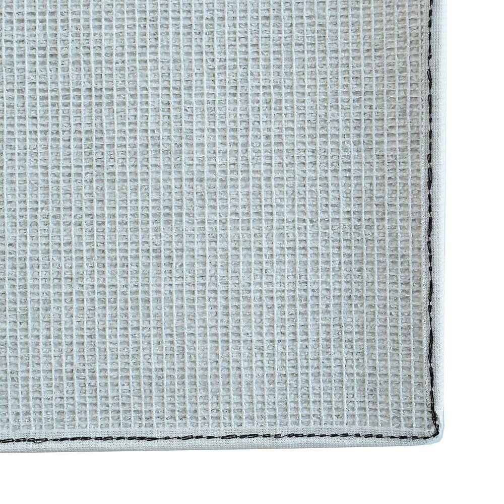 Lanart Bound Remnants Multi Colour 2 ft. x 3 ft. Indoor Mat
