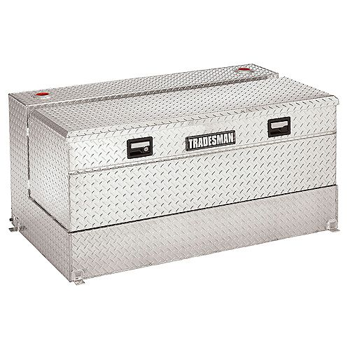 48-inch 302L/80 Gallon L-Shaped Box Combo Tanks