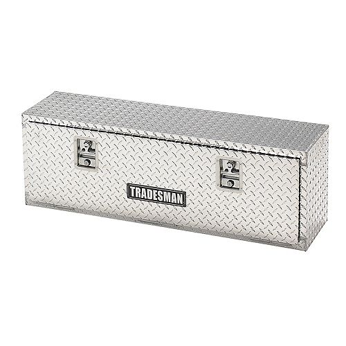 60-inch Top Mount Aluminum Truck Tool Box