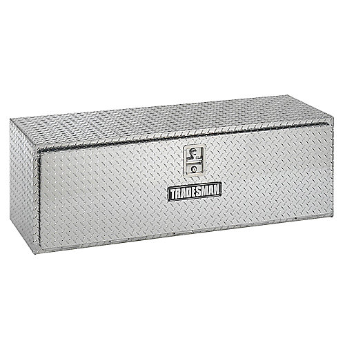 36  inch Underbody Truck Tool Box, Aluminum