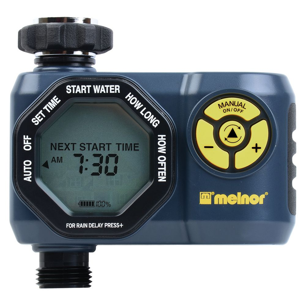 Melnor Automatic Water Timer The Home Depot Canada