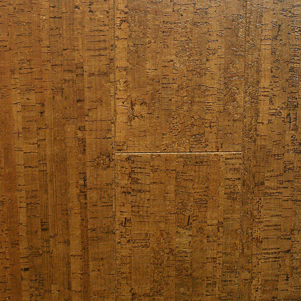 Heritage Mill Plancher, liège, 3/32 po s x 5 1/2 po x 36 po, Paille Brunie, 10,92 pi2/boîte