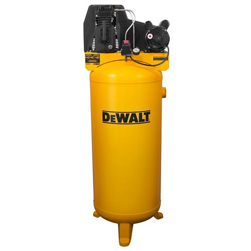 60 Gal. Vertical Stationary Electric Air Compressor