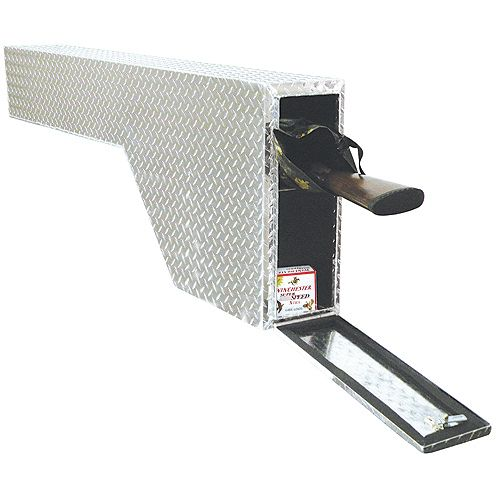 60-inch Full Size Fender Well Aluminum Gun Box