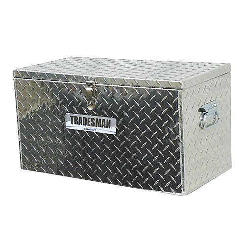 45L/12-Gallon Heavy-Duty Aluminum Cooler