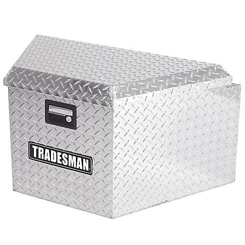 16  inch Trailer Tongue Box, Aluminum