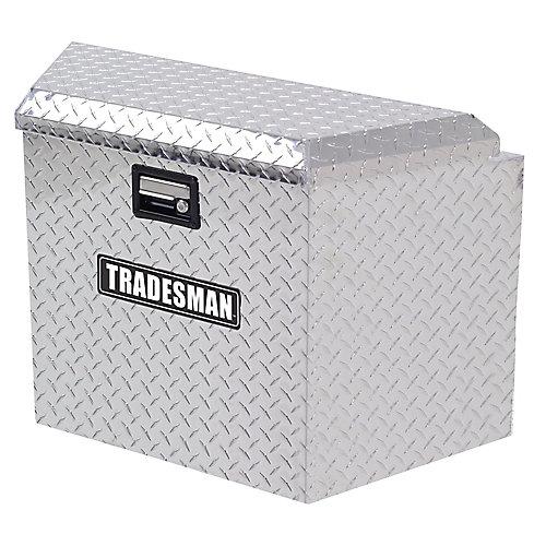 21  inch Trailer Tongue Box, Aluminum