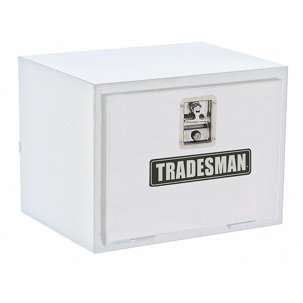 Tradesman Boîte à outils de 30 pouces pour dessous de carrosserie, acier