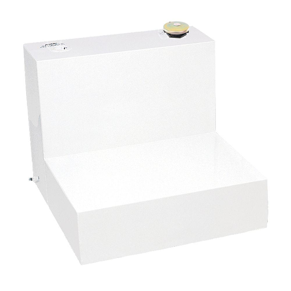 Tradesman Réservoir en L, tout format, blanc (48 gallons)